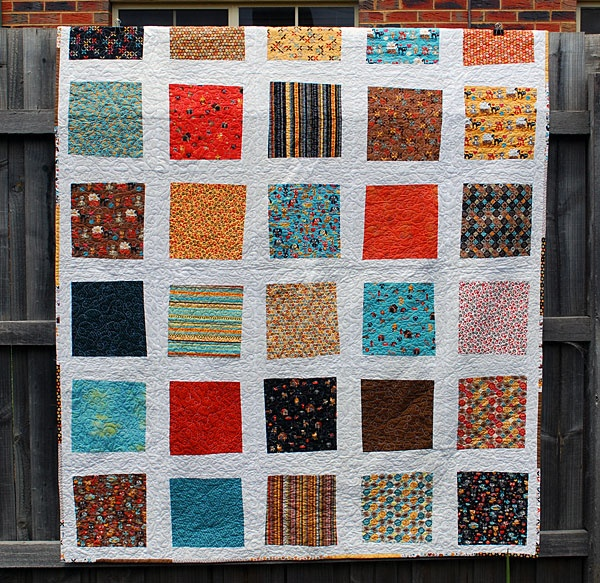 easy quiltEasy Quilt