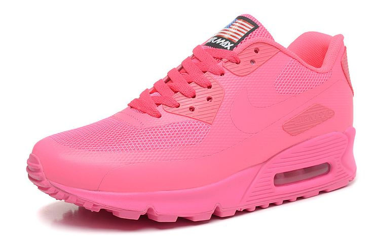 http://www.womennikeshoes.com/women-nike-air-max-90-hyperfuse-pink-p-889.html WOMEN NIKE AIR MAX 90 HYPERFUSE PINK Only $68.80 , Free Shipping!