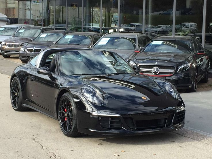 Leasing : PORSCHE, 911 Targa 4 GTS