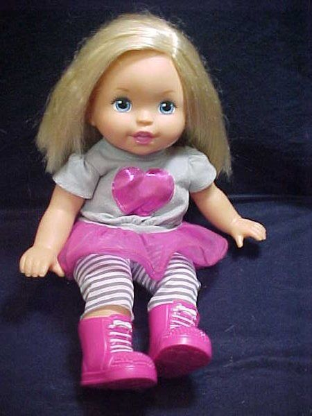 Baby Doll Mattel Fisher Price Little Mommy 14 Quot Doll In