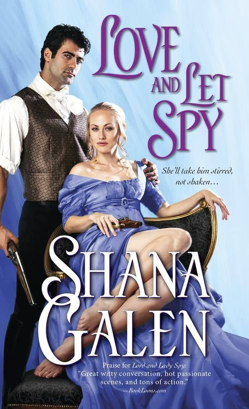 August 2014; Book #3 in Lord and Lady Spy series