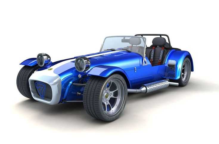 Well, it's a Caterham in its most basic form and the cheapest way to enjoy ... a tantalizing list of additions and a higher level of trim to make the car a little ... to me, offering up more oomph than the powerful versions in the range.