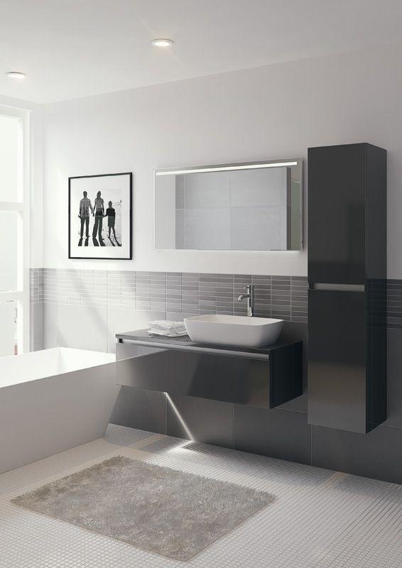 17 meilleures images propos de salle de bain sur for Cabinet de salle de bain