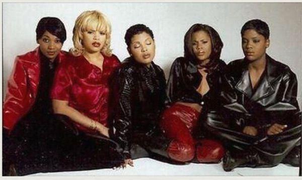 Monica, Faith Evans, Keisha Epps, Kima & Pam (Total)TBT ...