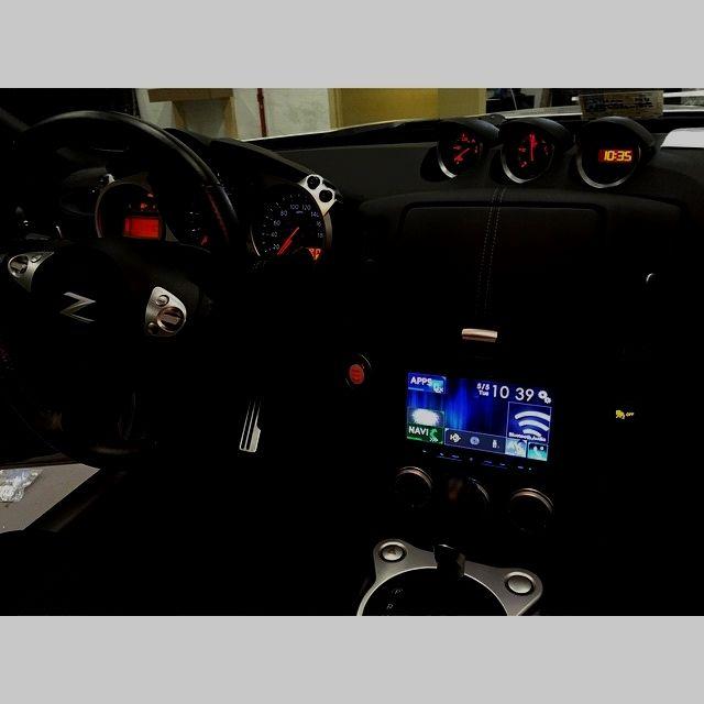 soundwavecustoms #Nissan #370Z #installs #pioneer #NEX