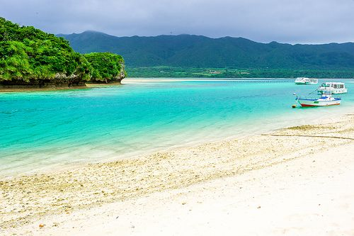 Ishigaki Island - Place of Sandy Beaches in Japan