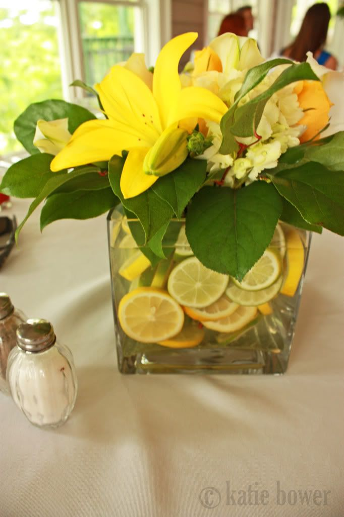 A Lemon Lime Wedding
