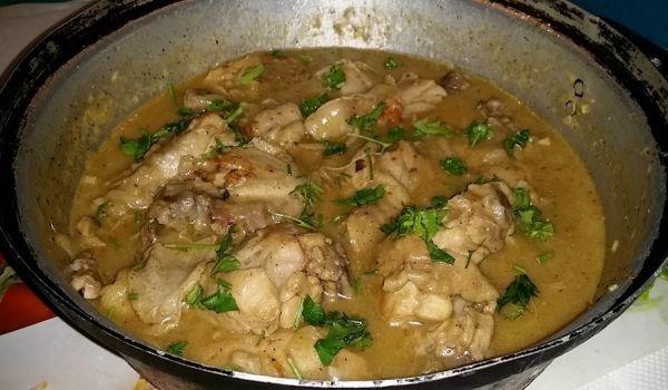 Пиле с разкошен сос - Рецепта за Пиле с разкошен сос
