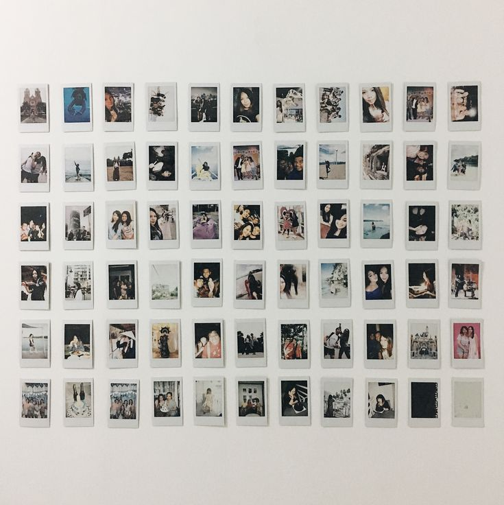 sarah polaroid wall photo walls bedroom aesthetic rooms on wall pictures id=95958
