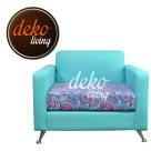 Deko Living. Una empresa jovén dedicada a la fabricación y venta de sillones modernos.