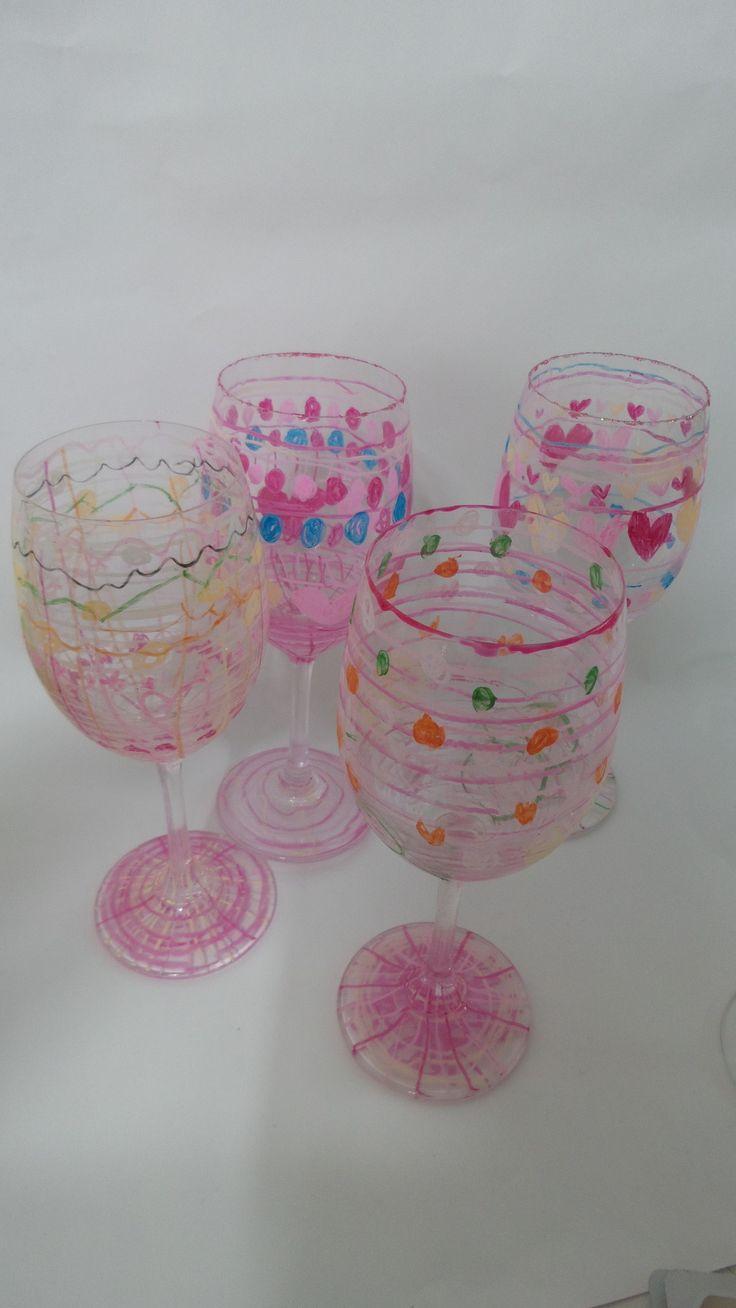 Cup decoration