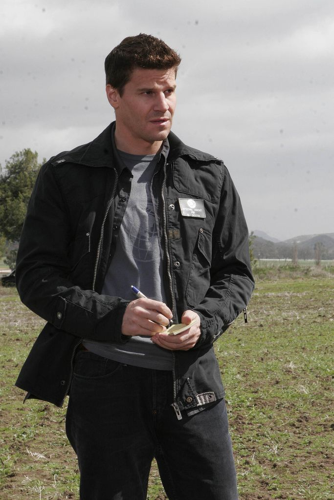 Bones Season 2 - Spaceman in a Crater | David Boreanaz as Special Agent Seeley Booth ©2007 Fox Broadcasting Co. Cr: Carin Baer/FOX