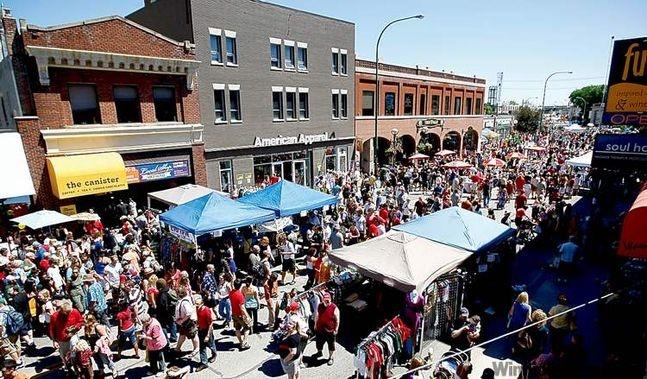 Osborne Village, Winnipeg, voted Canada's Best Neighbourhood