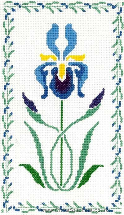 Barbara Thompson has designed a distictive range of cross-stitch kits, inspired mainly by the Art Nouveau and Art Deco movements from the early twentieth century. Description from crossstitchers.co.uk. I searched for this on bing.com/images