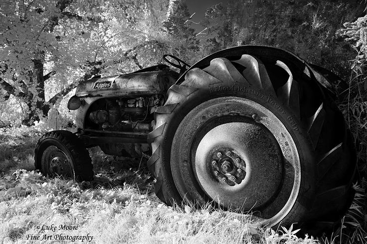 Ford Orchard Tractor : Best images about black and white photography by luke