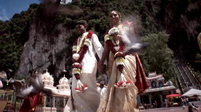 Malaysian Indian Wedding
