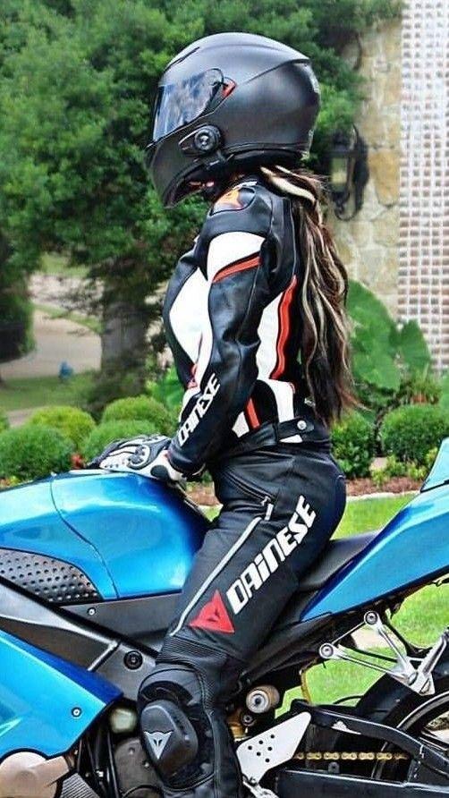 120 best Frauen motorrad images on Pinterest | Bikerbraut