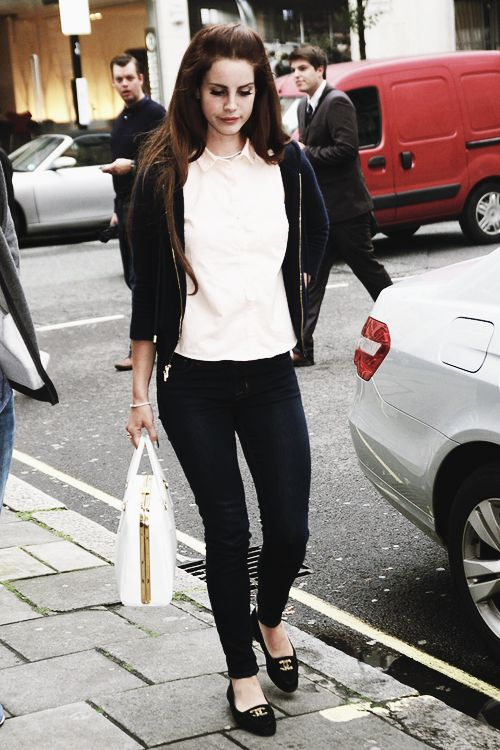 Cute outfit also love Lana del rey | Lana Del Rey | Pinterest