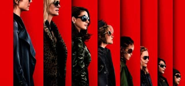 1st Trailer For '#Oceans8' Movie Starring Sandra Bullock & Rihanna