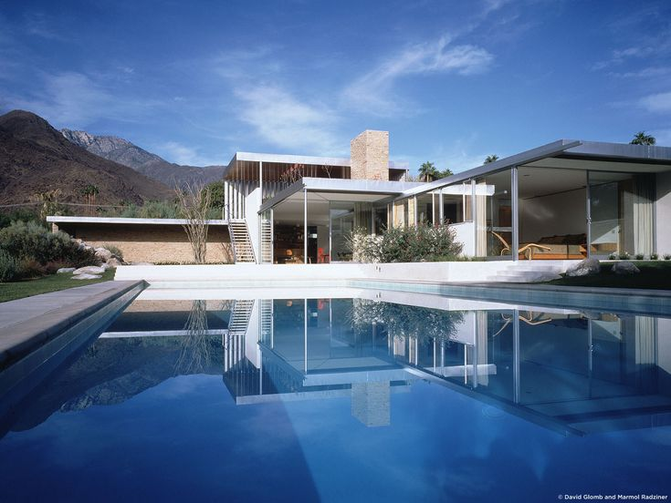 kaufmann desert house shulman richard neutra palm springs