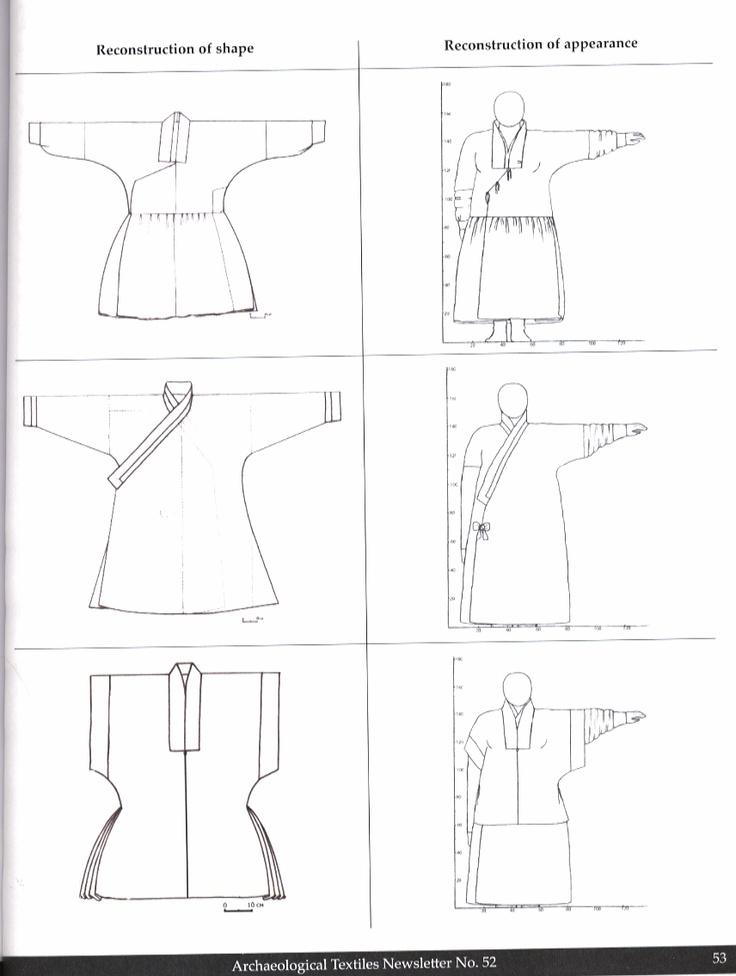 "Female ""Golden Horde"" Costume article"