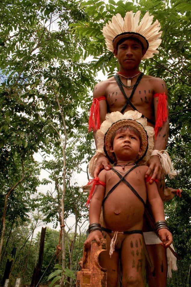 Xingu, Brazil   Roberto Almeida, O Estado de São Paulo