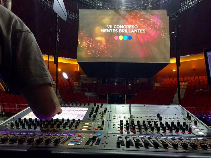 Mesa de sonido Digico