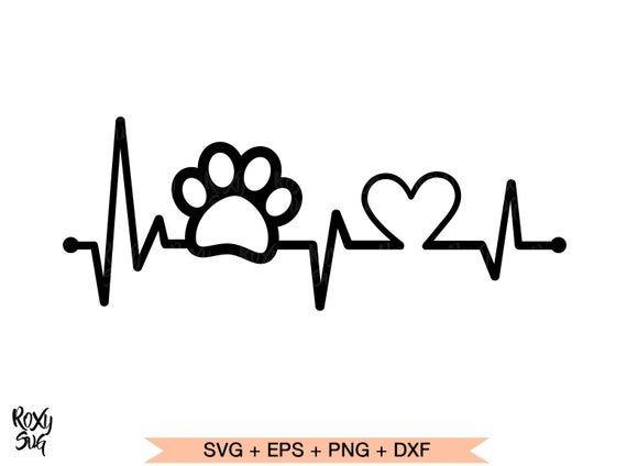 paw svg Cricut /& Silhouette dog paw svg Printable puppy svg Paw Print svg dog lover svg dog paw print svg dog mom svg dog paws svg