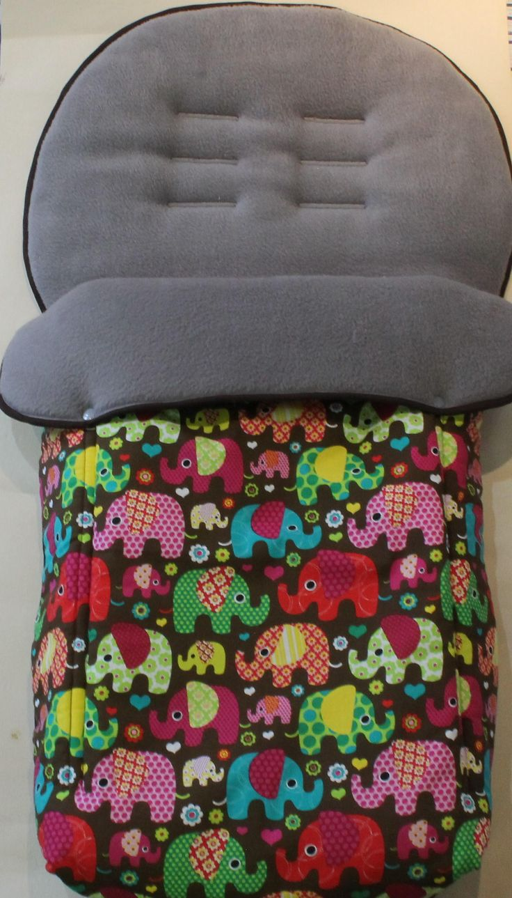 """Buggy footmuff for """"joie"""" by madebytande on Etsy"""