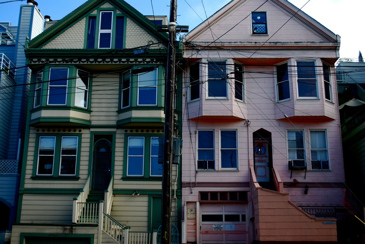 san francisco lived hereSan Francisco, Places I D, San Francisco, Painting Lady, Francisco Living