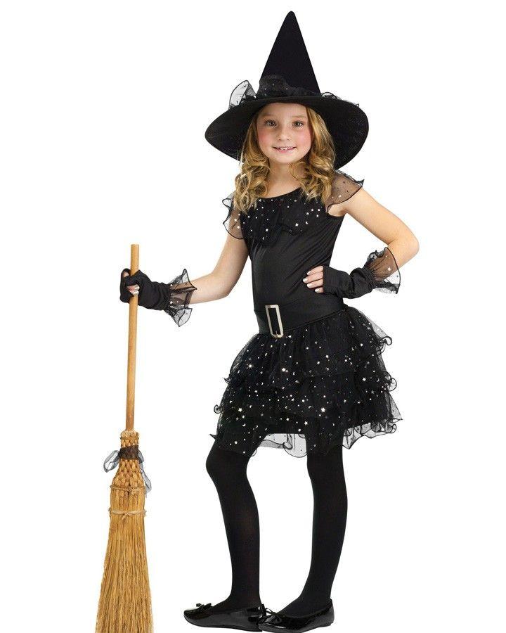 glitter witch girls costume popular halloween - Popular Tween Halloween Costumes