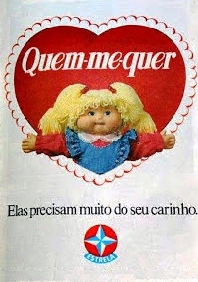 Propaganda Quem Me Quer, 1985, Estrela