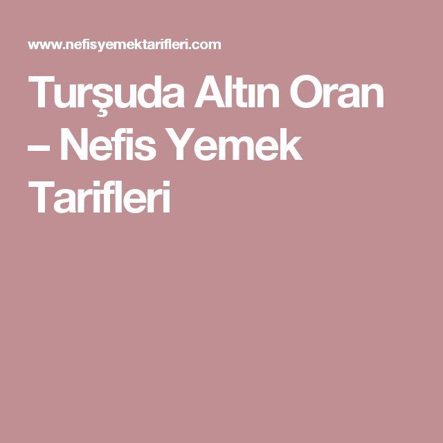Turşuda Altın Oran – Nefis Yemek Tarifleri
