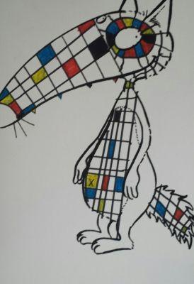 Mondrian, Cont                                                                                                                                                      Plus