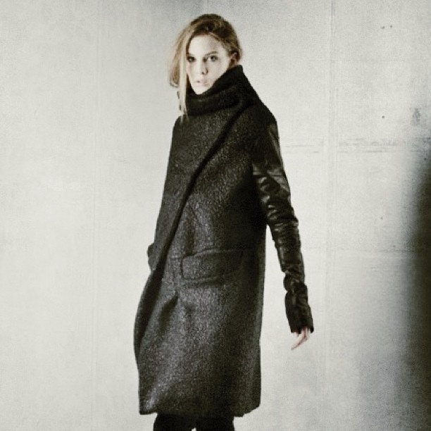 #malloni #collection fw 13/14 #lookbook #look #fashion #style #coat