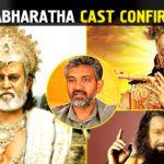 Rajamouli's Mahabharatha To Star 3 Big Superstars From Different Industries