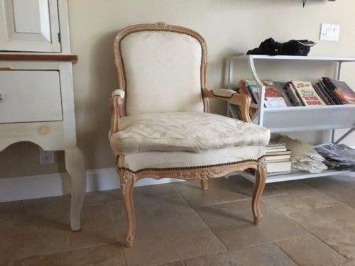 Французская ферма дом страна винтаж кресло стул высокий конец | eBay