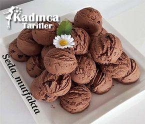 Portakal Kabuklu Çikolatalı Kurabiye Tarifi