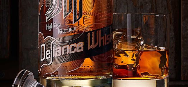 Defiance Whiskey High-Rye Bourbon Review