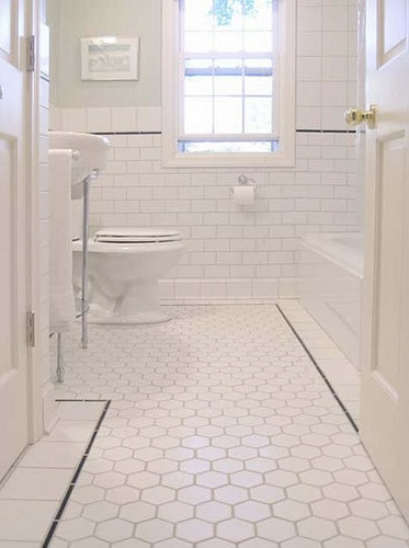 How to clean old bathroom tile - How to clean old bathroom floor tiles ...