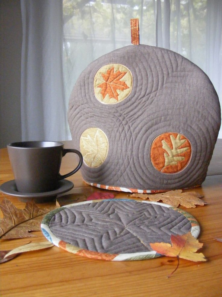 tea cozy by ki-quilt Katja Iovleva