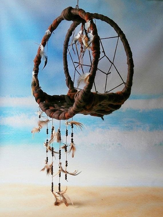 indian style newborn dream catcher photography by Bee4BeeProps
