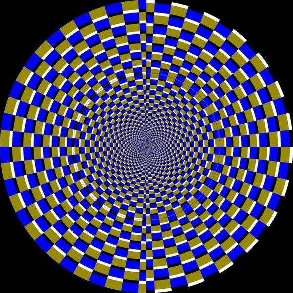 illusions-d-optique-gif-11  Non, l'image ne bouge pas.