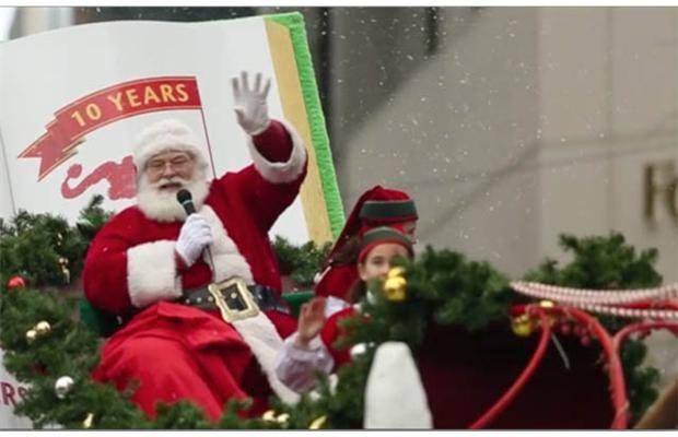 Vancouver santa claus parade 2013 - Google Search
