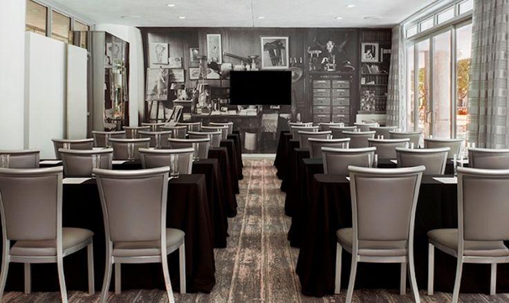 Hotel Bar In Miami Beach Florida A Feast For The Senses