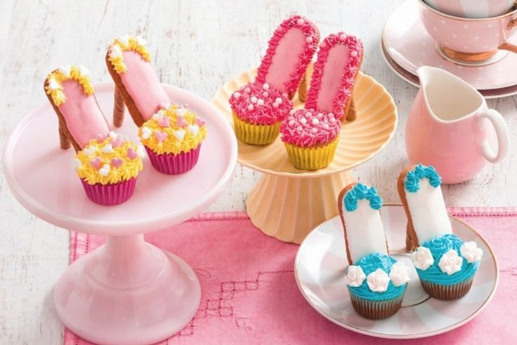 Stiletto Cupcakes - She loves shoes...