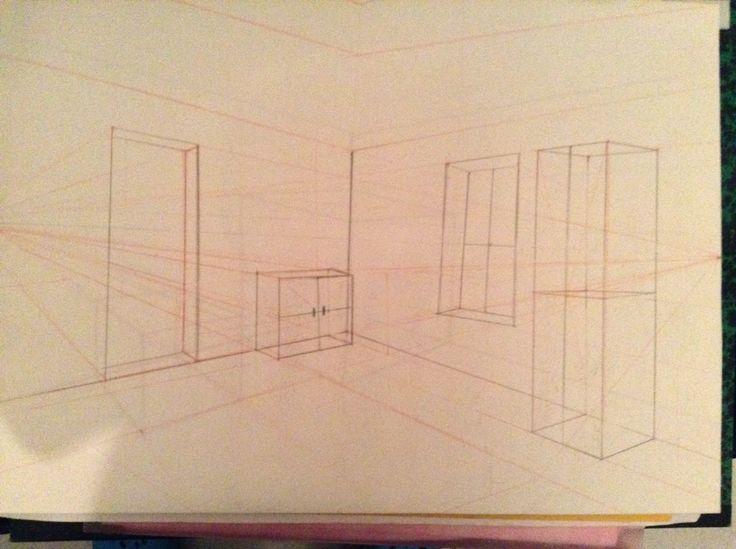 Perspective drawing Otis week 3