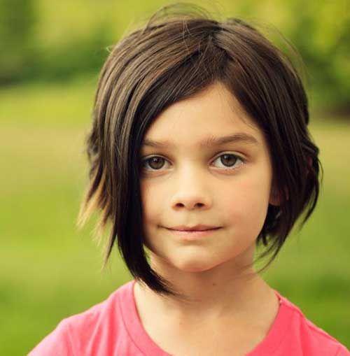 15 cortes de pelo corto lindos para niñas                                                                                                                                                                                 Más