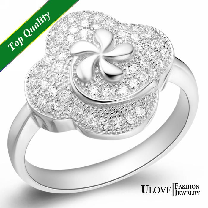 Find More Rings Information about Wholesale Price! Lovely 925 Silver Ring Set Fashion Jewelry for Women with Free Ring Box Free Shipping Nice Gifts,High Quality ring ring ring ring ringtone,China ring spacer jewelry Suppliers, Cheap ring jewelry display from ULOVE No.2 Fashion Jewelry Store  on Aliexpress.com