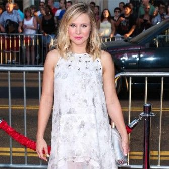 Pregnant Celebrities - Kristen Bell Baby Name Struggles